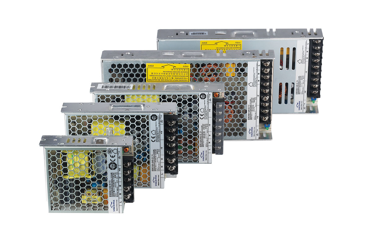 Enclosed Switching Power Supply (ESE-S Series)