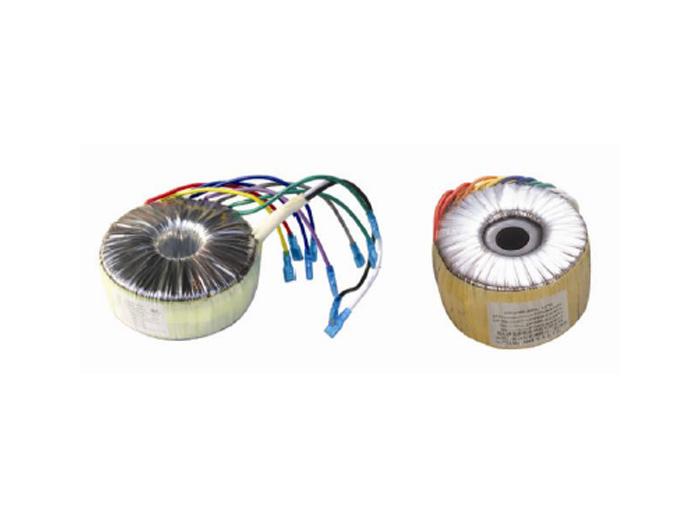 Toroidal Transformer for Audio Appliance